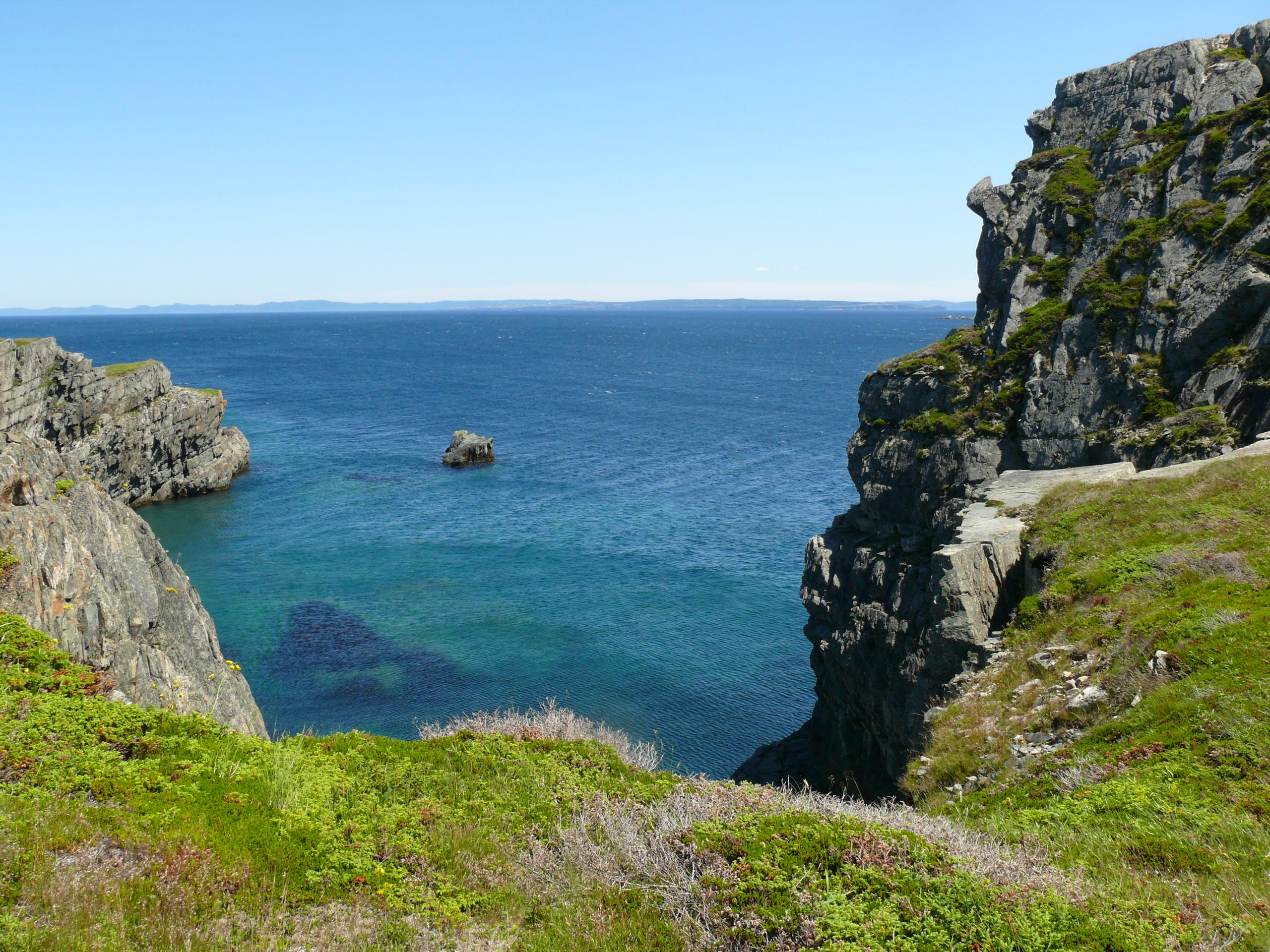St John S To Upper Island Cove