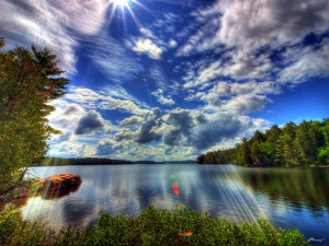 Algonquin Park by Paul Bica