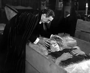 Frankenstein & Dracula