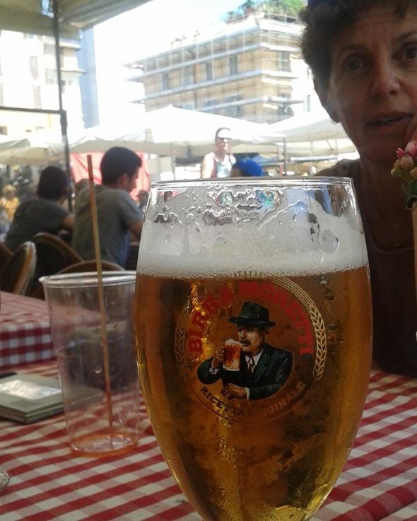 camp dei fiori beer