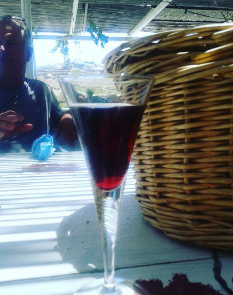 Vioma sweet wine